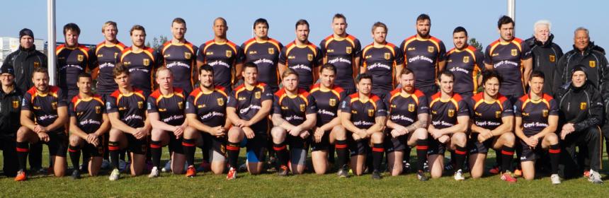 Rugby Nationalmannschaft Deutschland